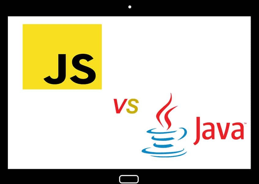 java script vs java